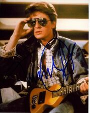 MICHAEL J. FOX Signed Autographed BACK TO THE FUTURE MARTY MCFLY Photo