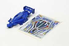 Tamiya 95081 1/32 Mini 4WD Pro JR Aero Avante 2015 Blue Body Limited Parts Set