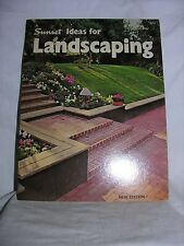 Ideas for Landscaping and Garden Remodeling by Sunset Editors (1978, Paperback