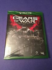 Gears of War *Ultimate Edition* for  XBOX ONE NEW