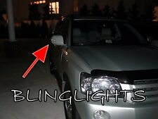 Add-On LED Side View Mirror Turnsignal Lights for 2001-2007 Toyota Highlander