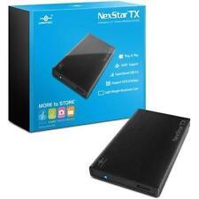 Vantec NST-228S3-BK NexStar TX 2.5 inch USB 3.0 Hard Drive Enclosure