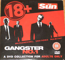 Gangster No.1 (DVD), Malcolm McDowell, David Thewlis,Paul Bettany, Doug Allen