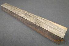 "EBONY LUMBER 1 7/16"" x 14"" TURNING STOCK CUES CALLS PENS FIGURED!!"