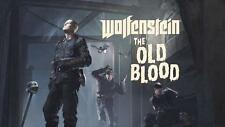 Wolfenstein: The Old Blood PC [Steam CD Key] No Disc, Region Free except Germany
