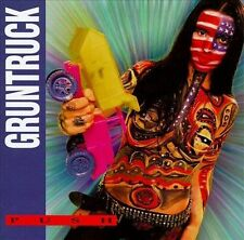 Push by Gruntruck (CD, Feb-1993, Roadrunner Records)