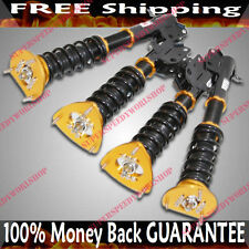GOLD 05-07 Subaru Impreza WRX STi Coilover Suspension Kits Holiday Sales!!!