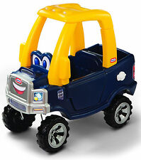 Little Tikes COZY TRUCK, Boys Toddler Styled RIDE ON TOY TRUCK, 620744