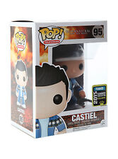 SUPERNATURAL FUNKO EXCL FRENCH MISTAKE CASTIEL LEVIATHAN AND WINGED 3 FIGURE LOT