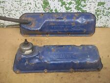 1971 POWER BY FORD 351C ENGINE VALVE COVER PICKUP 1969 1970 RAT ROD MUSTANG L&R