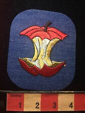 Older Fun Patch ~ Red Apple Core, It Got Ate  71WH