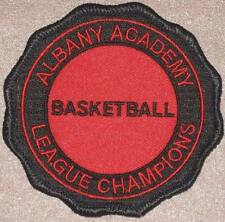 Albany Academy Basketball League Champions Patch - New York