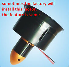 64mm  Electric Ducted Fan Set RC models EDF Installed Brushless kv4500 Motor 3S