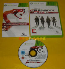 OPERATION FLASHPOINT RED RIVER XBOX 360 Versione Ufficiale Italiana »»» COMPLETO