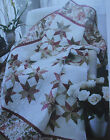 Cinnamon Stars QUILT, SEW, FABRIC KIT - using various florals