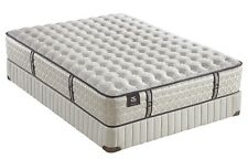 Stearns & Foster GS Luxury Firm Queen Mattress Silk Hybrid Coil