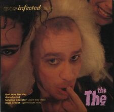 THE THE DISINFECTED EP 1994 AUSTRALIAN CARDSLEEVE CD WITH SAMPLE STICKER ON BACK