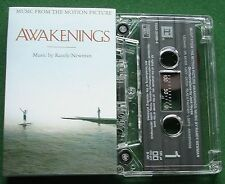 Awakenings Music from Film Randy Newman Cassette Tape - TESTED