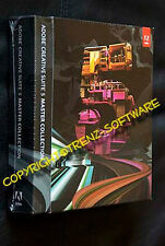Adobe Creative Suite 5 Master Collection englisch Macintosh Vollversion - CS 5