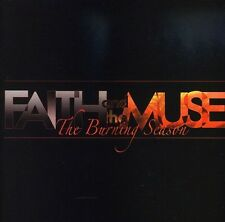 Burning Season - Faith & The Muse (2003, CD NEUF)