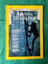 NATIONAL GEOGRAPHIC - AUG 1972 VOL 142 #2 - THE ISLES OF GREECE