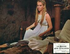 DON MURRAY  CARITA  THE VIKING QUEEN HAMMER 1967 VINTAGE LOBBY CARD #2