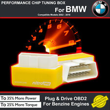POWER BOX CAR AUTO CHIP TUNING ECU REMAPPING REMAP PERFORMANCE UPGRADE For BMW