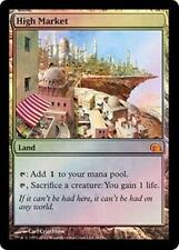 Foil HIGH MARKET From the Vault: Realms MTG Land Rare
