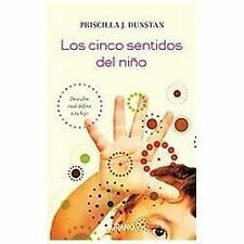 Los cinco sentidos del nino (Spanish Edition)-ExLibrary