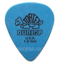DUNLOP TORTEX GUITAR PICKS / PLECTRUMS 1.0mm 12 PACK
