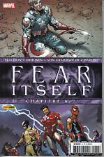 Marvel/Comics : FEAR ITSELF - chapitre 6 / 7 -  n°5 - avril  2012 - NEUF