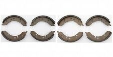 """MORRIS MINOR CAR BRAKE SHOE SET FRONT & REAR  (7"""" FRONT EARLY) 1952 to 1962"""