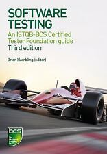 Software Testing: An ISTQB-BCS Certified Tester Foundation Guide 3rd Edition