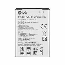 LG Batteria Litio 2450mAh BL-54SH ORIGINALE x L80 D373 L90 D405 L Bello D337