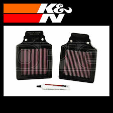 K&N Air Filter Motorcycle Air Filter for Kawasaki ZX12R NINJA | KA - 1299 - 1