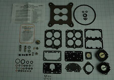 1978 79 CARB KIT FORD TRUCK HOLLEY MODEL 4150G 4 BARREL W/GOVERNOR  ASSEMBLY NEW