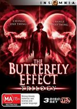 Butterfly Effect TRILOGY 1 2 3 : NEW DVD