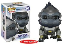 "OVERWATCH - WINSTON 6"" TAILLE SUPER POP VINYLE FIGURINE POP JEUX FUNKO"