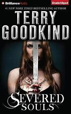 Richard and Kahlan: Severed Souls by Terry Goodkind (2014, CD, Unabridged)