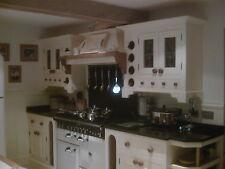 Fatto a mano su misura Muro vino rack/armadietto/Cucina Unità