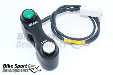 KTM RC8 Track - 2 button handlebar switch assembly - Mode / Lap