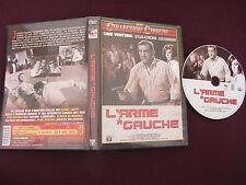 L'arme à gauche de Claude Sautet avec Lino Ventura, DVD, Policier