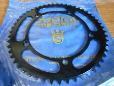 NOS New Old Stock Sugino 52T Mighty Competition Vintage Chainring 144BCD 3/32""
