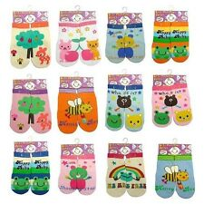 10 Pairs Baby cute kids infant toddler cartoon straight comfortable socks