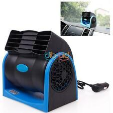 DC 12V Auto Car Truck Vehicle Cooling Air Fan Speed Adjustable Silent Cooler Kit