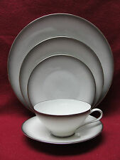 ROSENTHAL CHINA - ELEGANCE Pattern (Bettina ) - 5-piece PLACE SETTING