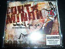 Fort Minor Where'd You Go Rare Australian CD EP - Linkin Park