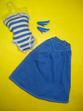 Vtg Barbie Best Buy Superstar 80s Doll Clothes Lot B ACTIVE FASHIONS 7916 1984