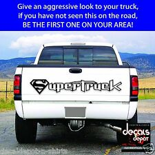 DODGE Ram 1500 2500HD 3500 HD CrewCab Lariat Mega Cab SLT TAIL GATE DECAL & more