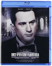 Once Upon A Time In America  - ( BLU RAY + DIGITAL ) **BRAND NEW**